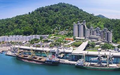 SISI Fasilitasi Solusi ICT Di Pabrik Milik PT Semen Padang