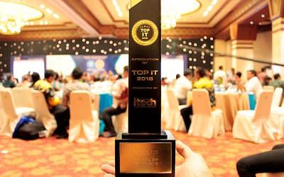 FORCA ERP Raih Penghargaan TOP Local ERP Growth 2016