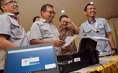 Peluncuran Software FORCA ERP