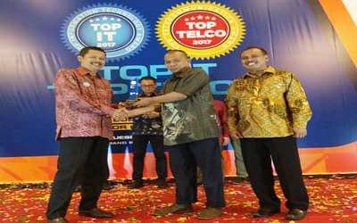 SISI Sukses Antarkan PTPN III Raih Top IT Implementation