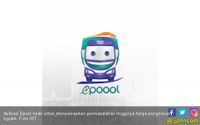 Aplikasi Epoool Hadir Atasi Permasalahan Logistik