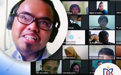 Universitas Duta Bangsa Surakarta Adakan Webinar Pemanfaatan IoT