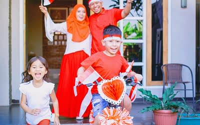 4 Kegiatan Sederhana, Memaknai Hari Kemerdekaan Indonesia Meski di Rumah Aja